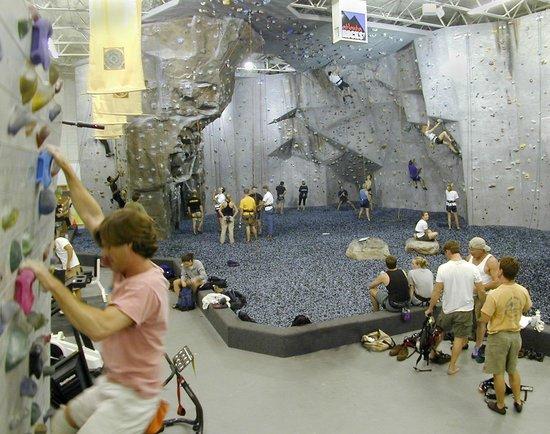 Atlanta Rocks Climbing Georgia