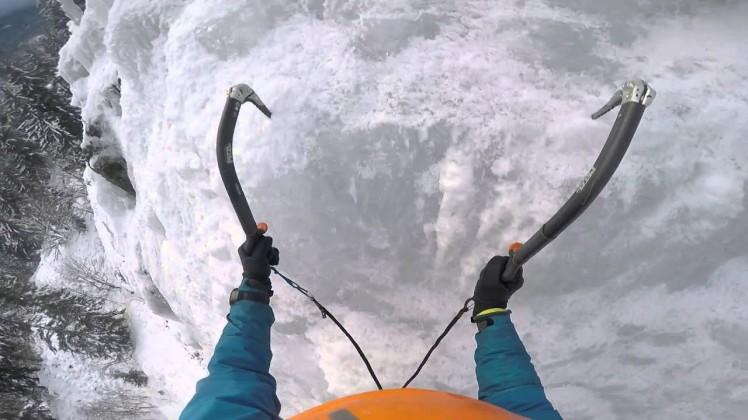 Ice Climbing POV Gear Equipment List